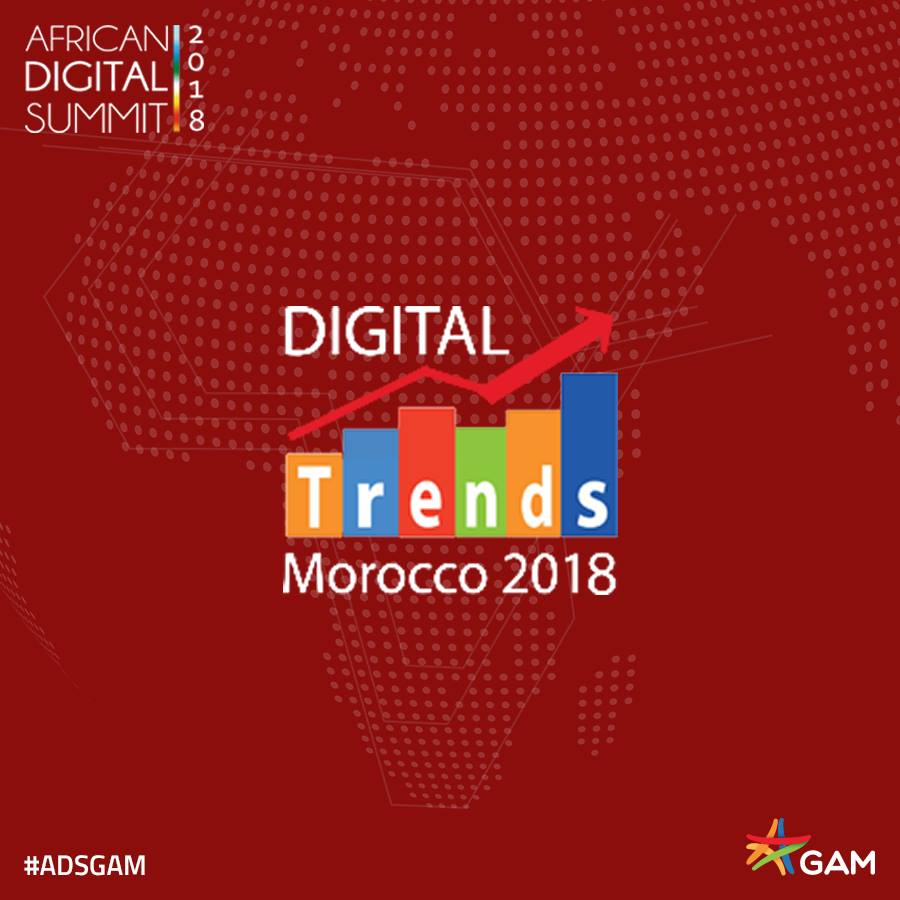 Digital Trends Morocco 2018