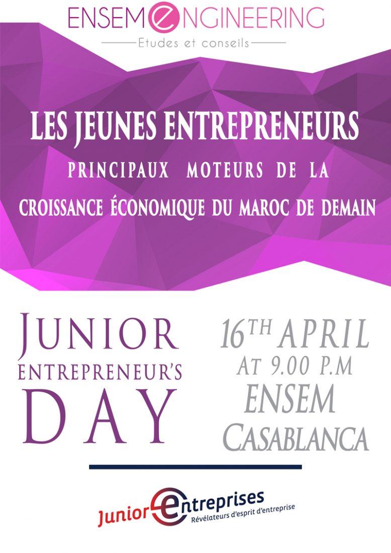 Deuxième édition de la Junior Entrepreneur's Day