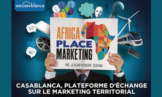 1ère édition de l'AFRICA PLACE MARKETING