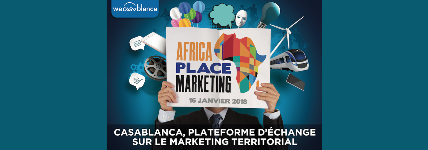 1ère édition de l'AFRICA PLACE MARKETING