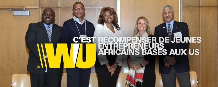 Western Union et l'USAID soutiennent 14 entrepreneurs africains