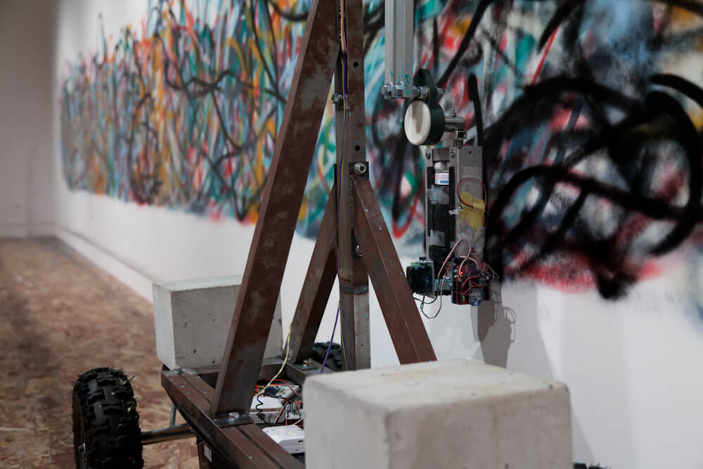Could Robots become super-artists?