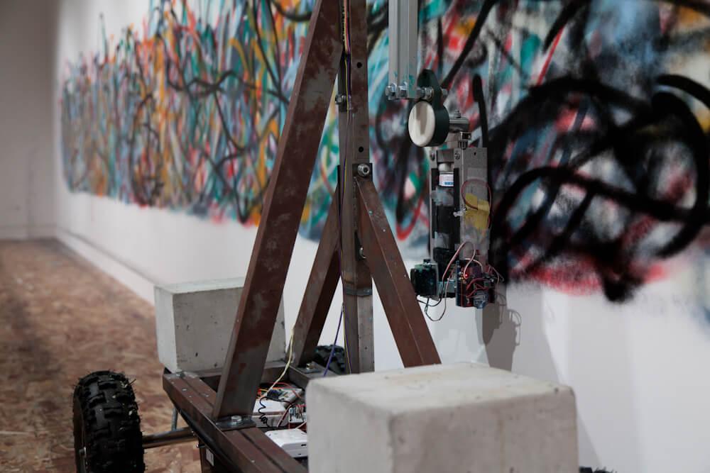 artist-robot