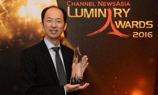 ASUS remporte le prix Innovation Luminary Award 2016