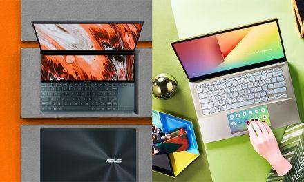 Asus : Lancement du ZenBook Duo et du VivoBook S15