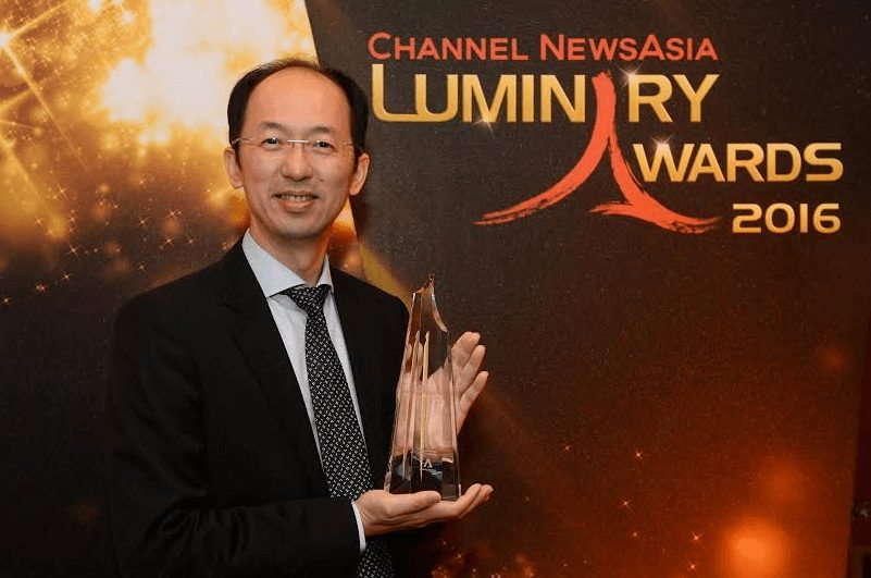 ASUS remporte le prix Innovation Luminary Award 2016