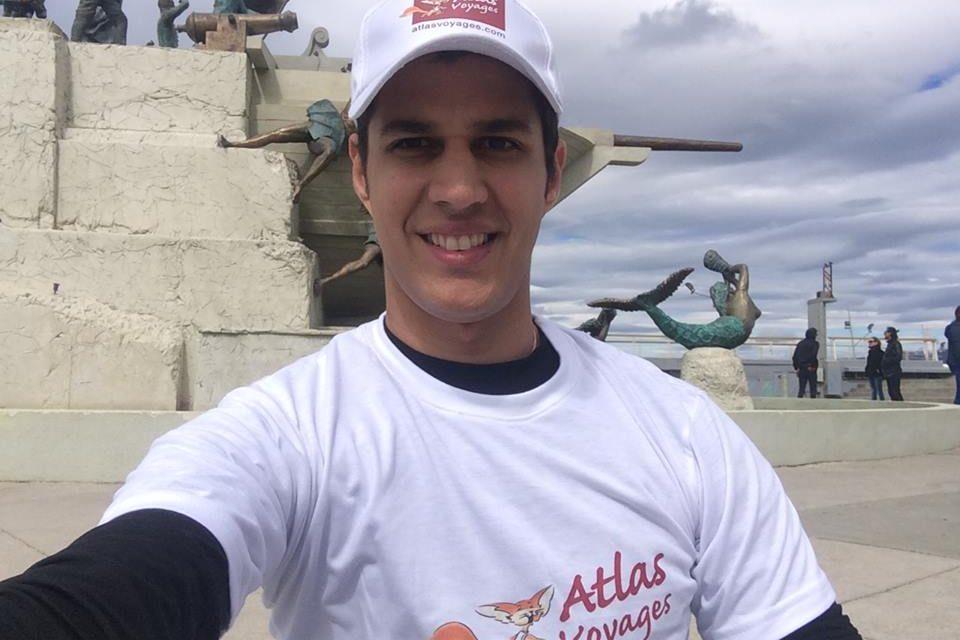Atlas Voyages sponsor de Hassan Baraka