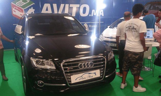 """Avito.ma """"In Real Life"""" au Salon de l'Automobile d'Occasion"""