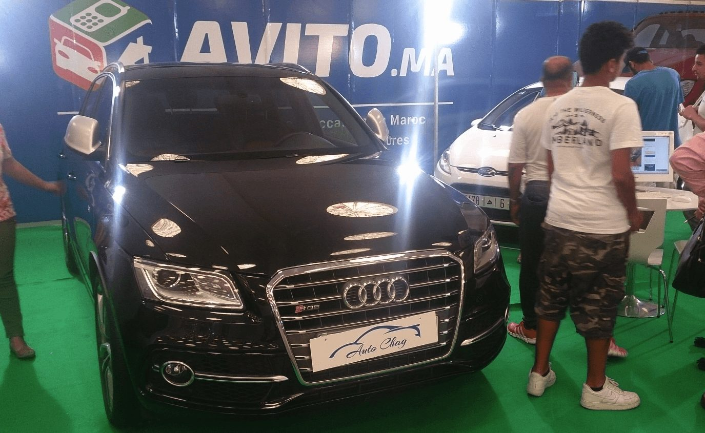 "Avito.ma ""In Real Life"" au Salon de l'Automobile d'Occasion"