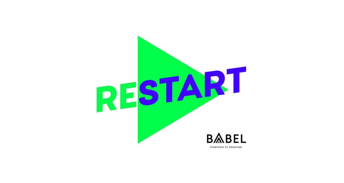 """Babel lance """"Restart"""""""