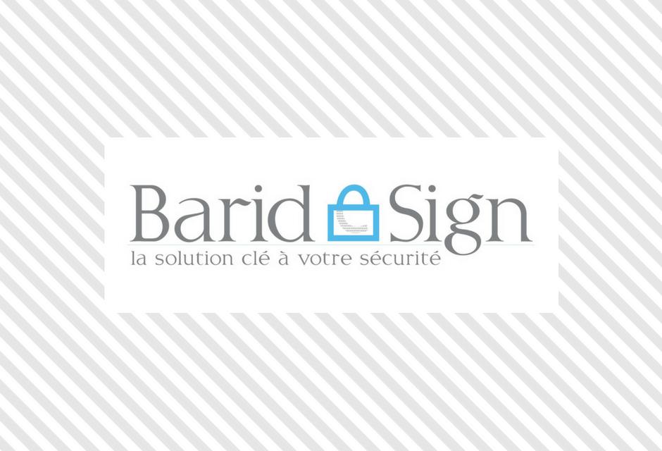 Nouvelle convention pour la certification électronique Barid e-Sign