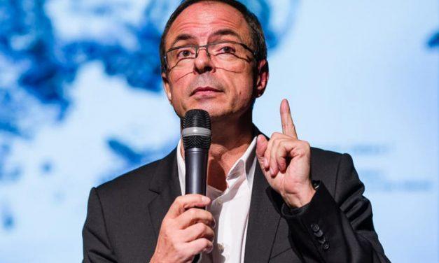 Bertrand Barré inaugure les Brunch Meetings de l'agence PR Media