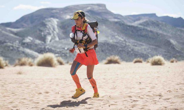 Bouchra Eriksen, la féline du désert