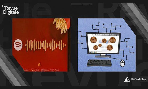 McDonald's, Instagram & Firefox
