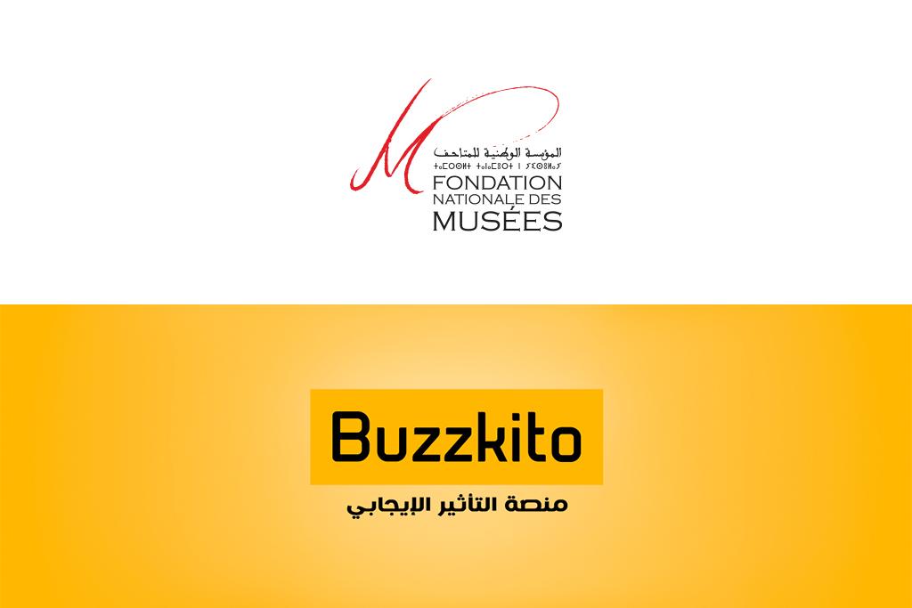 La Fondation Nationale des Musées et Buzzkito Network lancent un partenariat