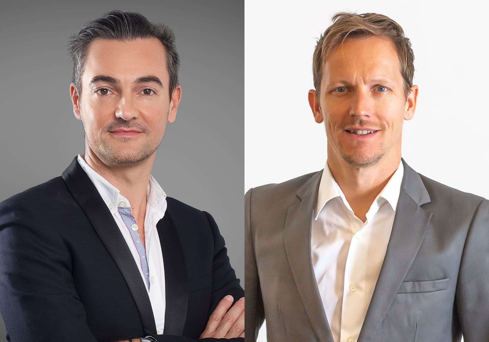 Julien Guyard & Cédric Penven, Caméléon Média
