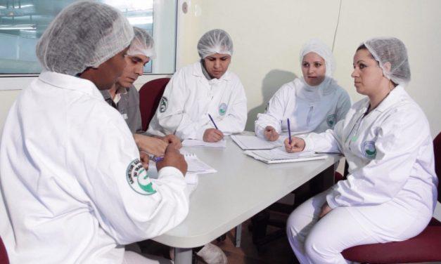 Centrale Danone conjugue l'industrie agroalimentaire au féminin