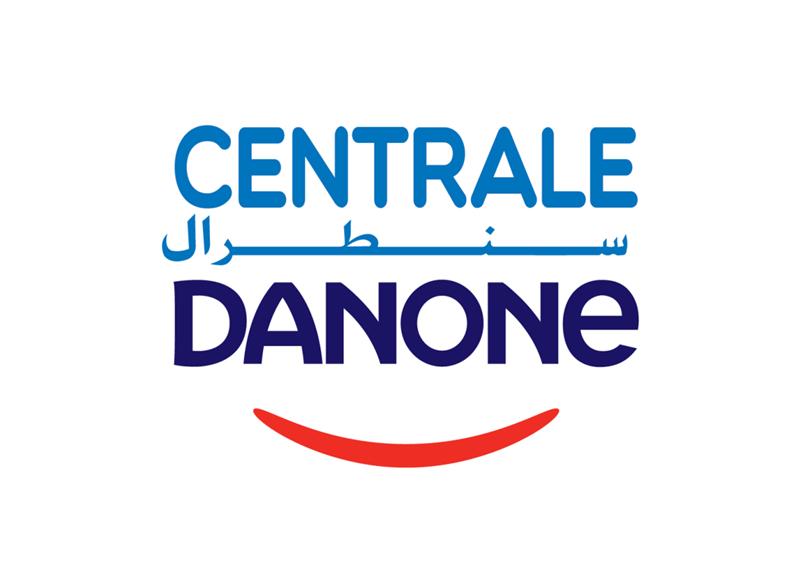 Révélation de la nouvelle identité Centrale Danone