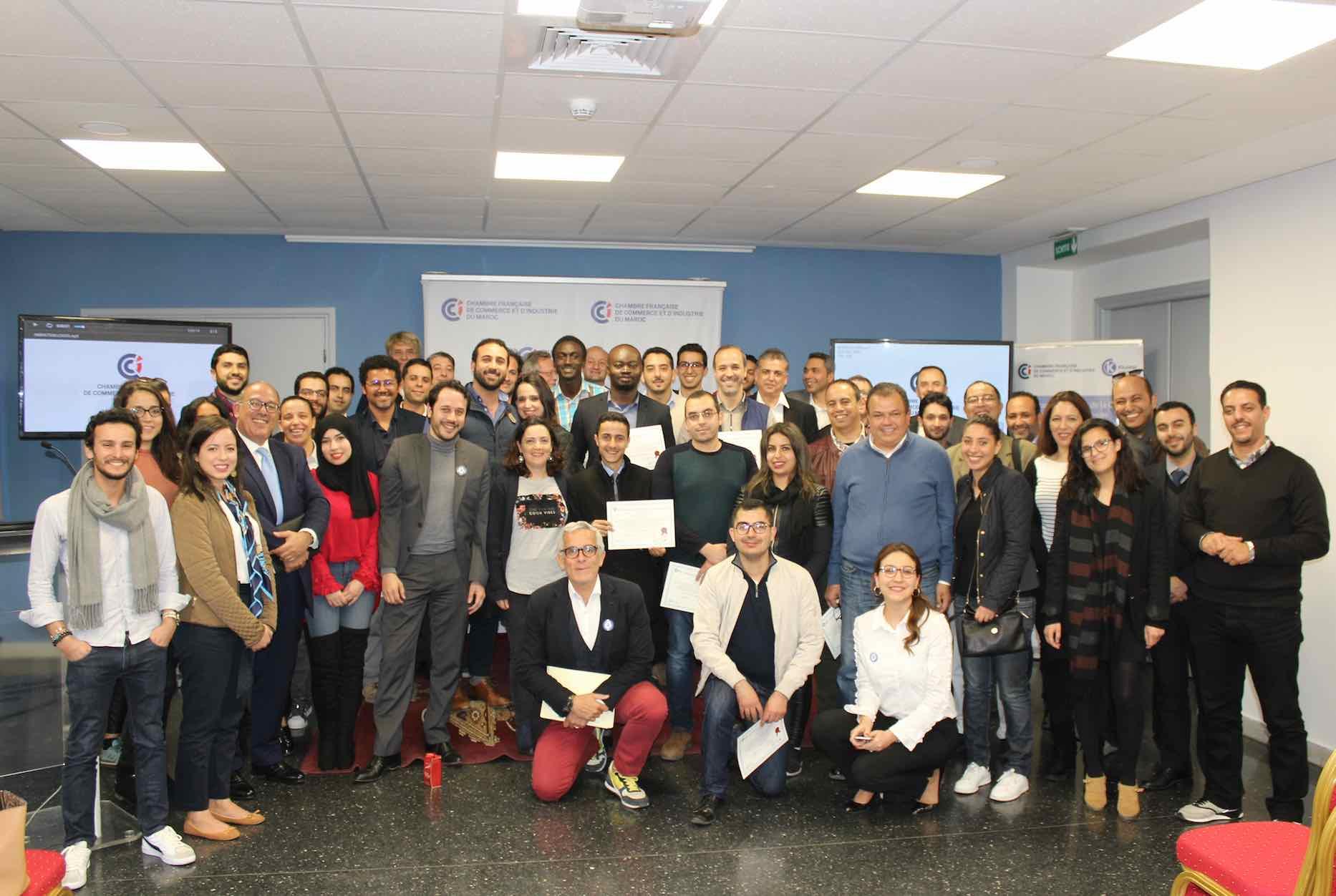 La CFCIM annonce les gagnants de son programme de soutien aux start-ups