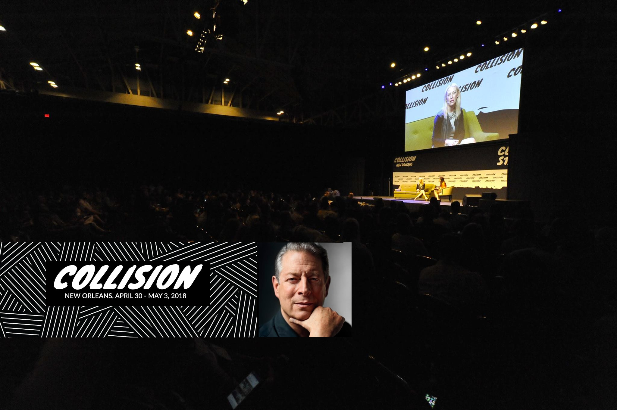Al Gore set to speak at Collision 2018 in New Orleans this May
