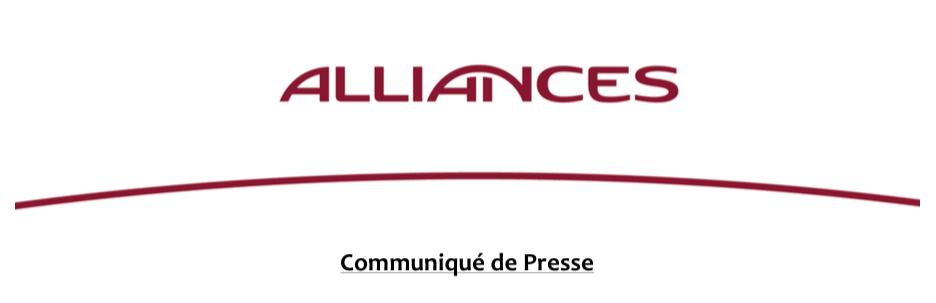 Communiqué de Presse : Le Groupe Alliances s'explique