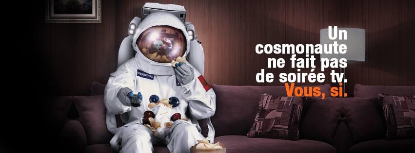 Cosmos : L'ovni de la pub marocaine est de retour !