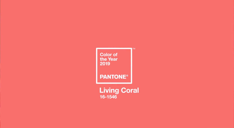 Voici la couleur de l'année 2019