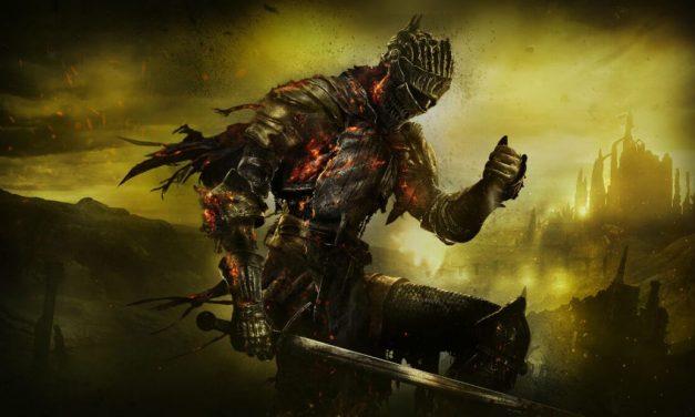Dark Souls 3 est disponible