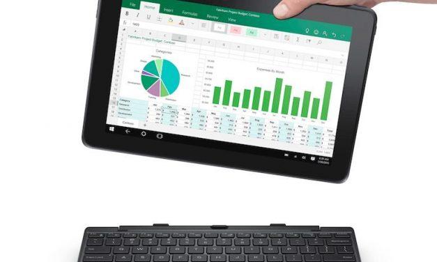 Dell élargit sa gamme de tablettes