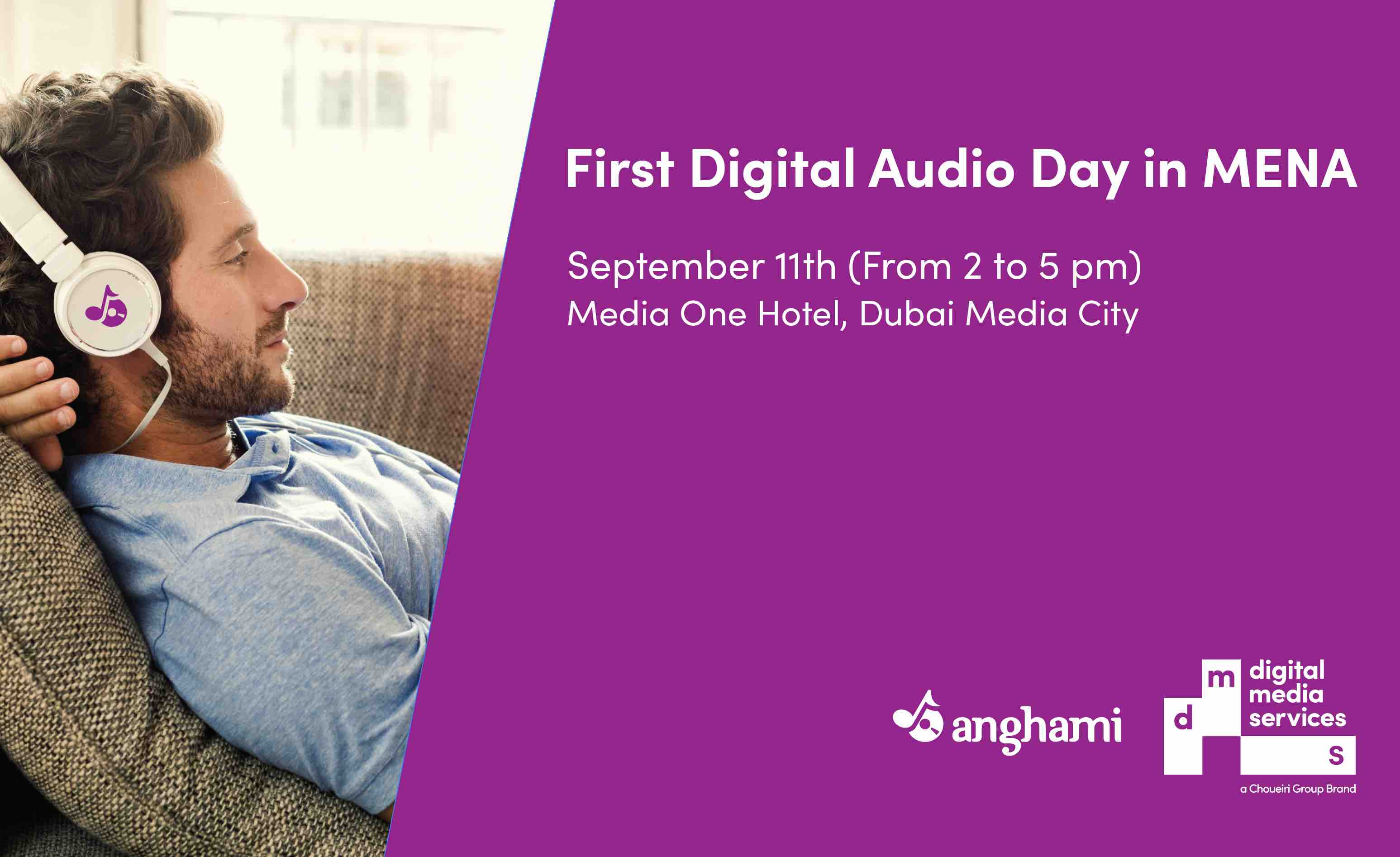 digital audio day