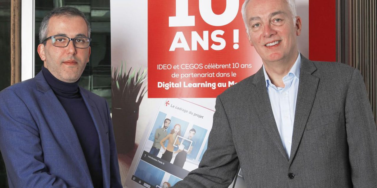 Digital Learning : IDEO Factory et Cegos célèbrent 10 ans d'alliance