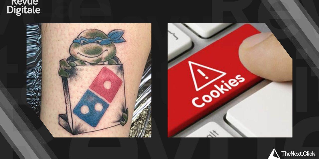 Domino's Pizza & ère post-cookies
