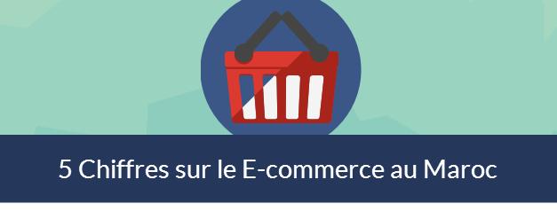 Infographies : 5 chiffres sur le e-commerce au Maroc et en Afrique