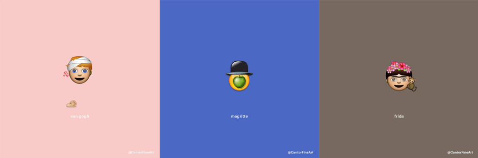 emoji-Cantor-Fine-Art