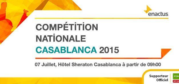 Douzième édition de la compétition nationale Enactus Morocco