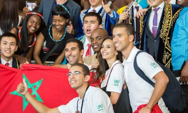 Enactus EMI ambassadeur du Maroc à la World Cup Enactus
