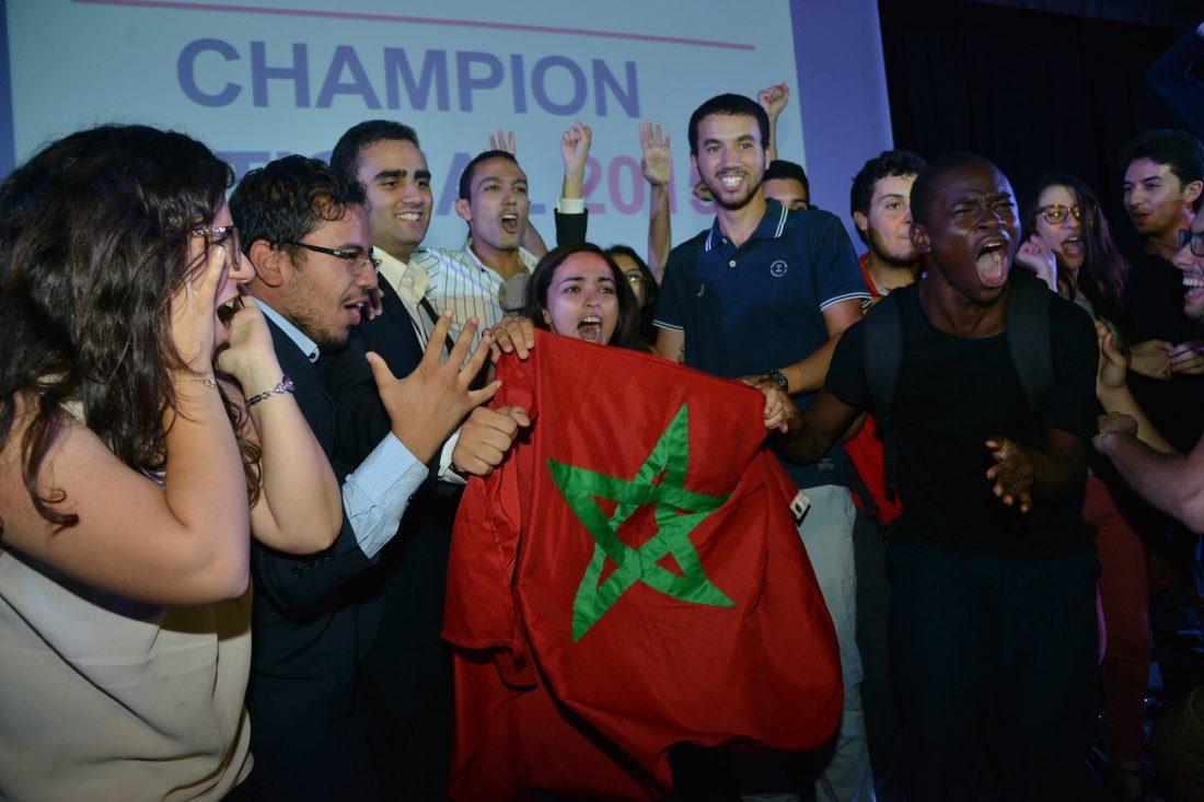 Enactus : Le Maroc s'envole pour l'Afrique du Sud
