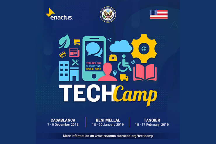 """Lancement du """"Tech Camp"""""""