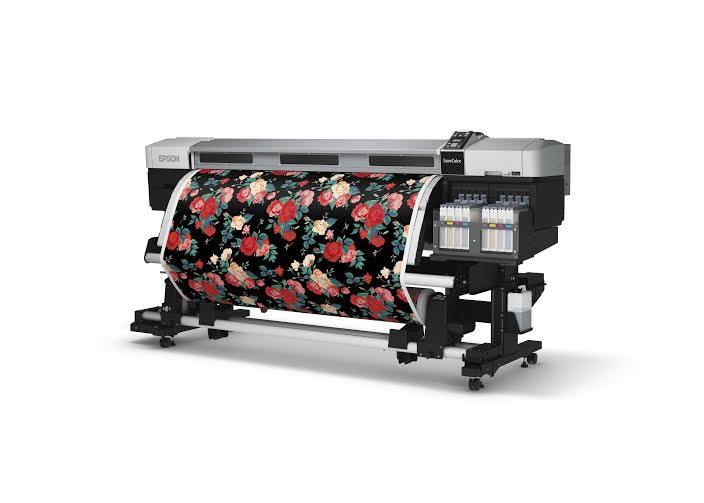 Epson lance une solution complète pour l'impression sur textile en grand volume