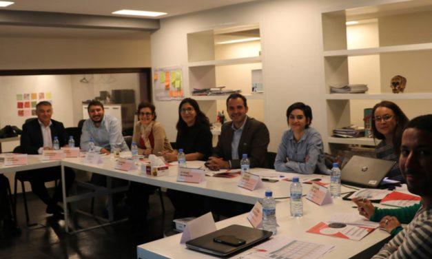 Lancement de la 5ème promotion d'entrepreneurs sociaux à Espace Bidaya