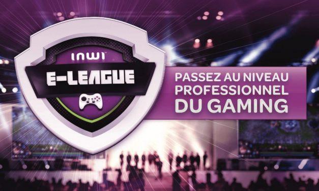 Gaming / E-sport : inwi lance la première e-league marocaine