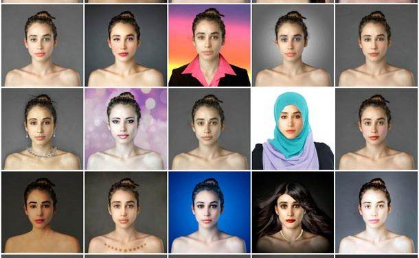 #Création : La beauté est relative ! La preuve en images.