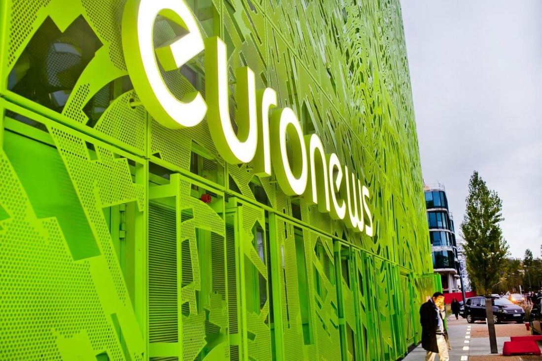 Euronews est suivi chaque mois par plus de 23%  des élites africaines
