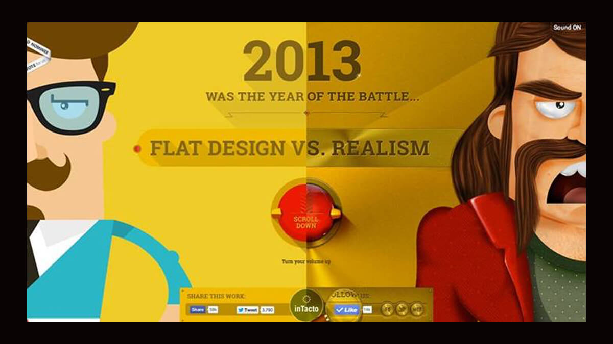 flat-design-versus-realism