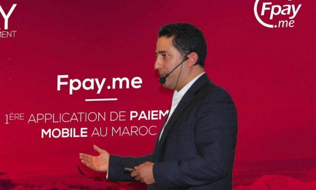 Lancement de Fpay.me, application de paiement mobile