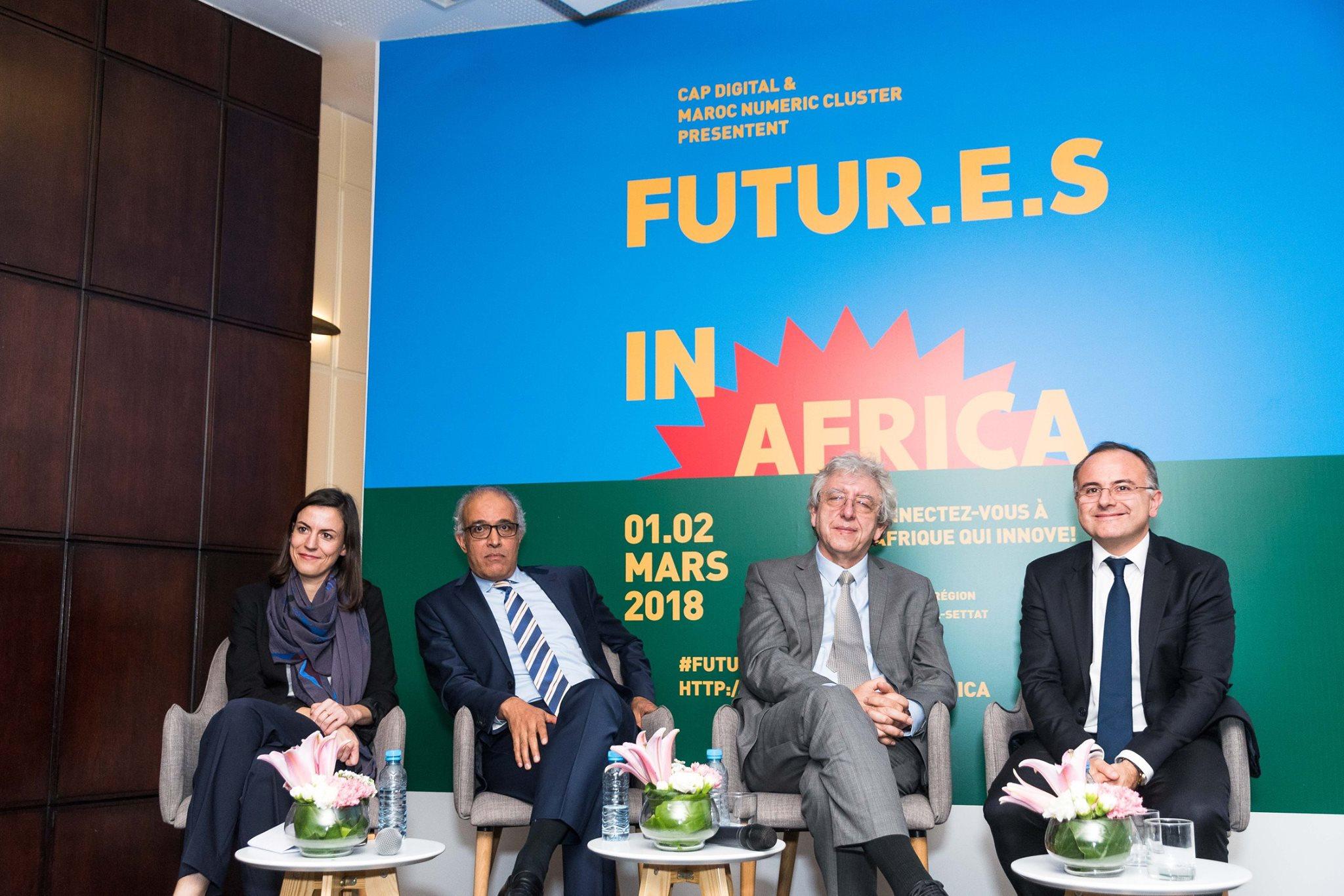 FUTUR.E.S in Africa, nouveau rendez-vous dédié au futur de l'innovation digitale en Afrique