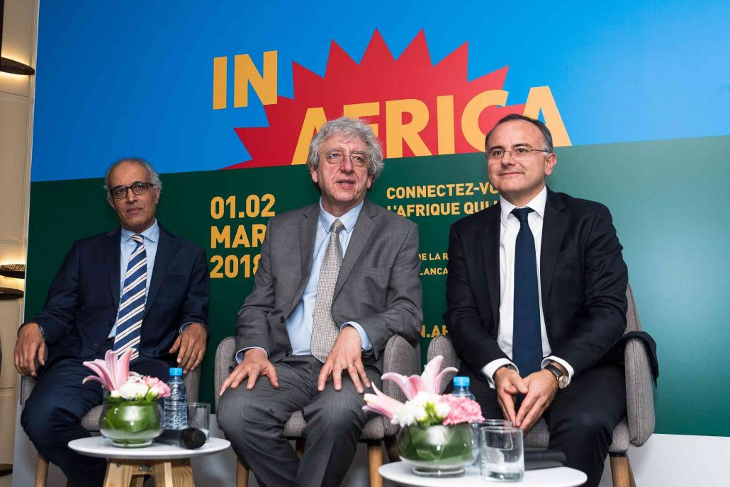 futures in africa conference de presse