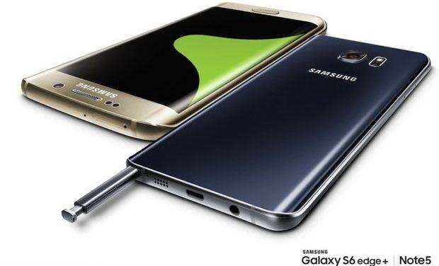 Retour sur le Galaxy S6 Edge Plus et le Note 5 : tout pour plaire !