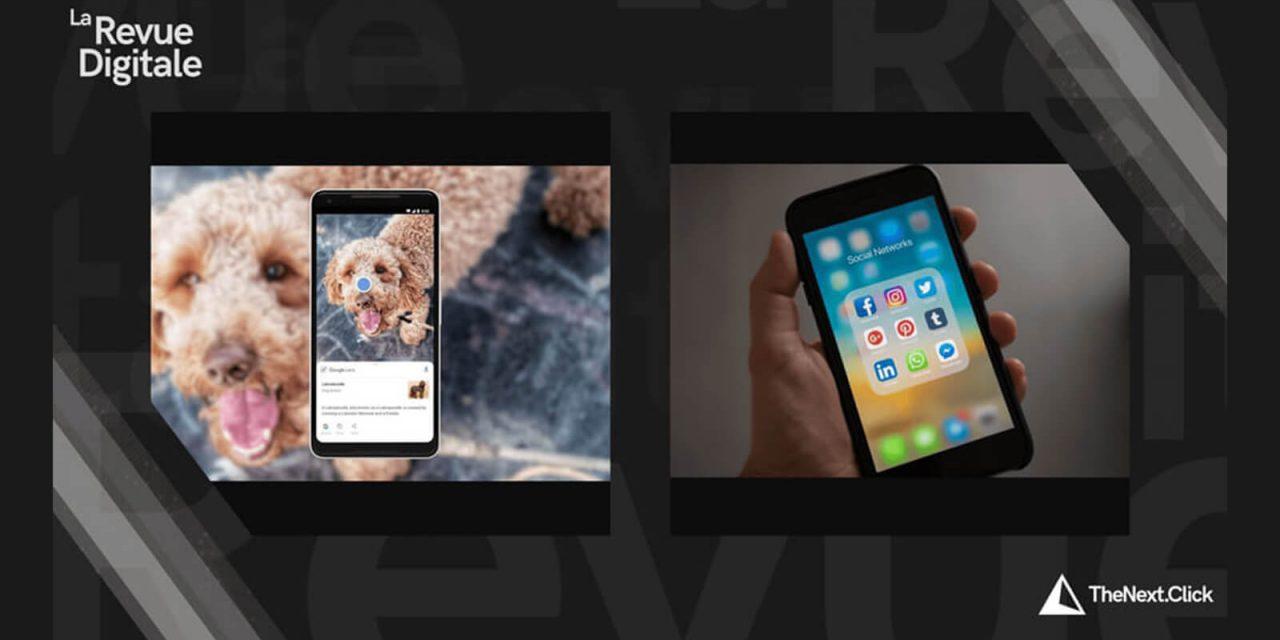 Google Lens, cryptomonnaie et tendances