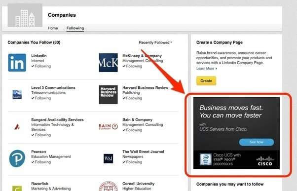 guide-complet-marketing-linkedin-Display Ads